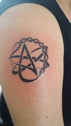 dna tattoo - Google Search