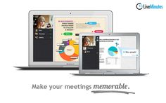 LiveMinutes is an awesome hangout tool for businesses. Conference for free, collaborate on docs, and get stunning meeting reports.