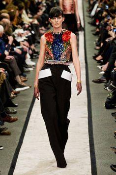 Best Look from Balenciaga Fall 2014 - Best Fashion from Paris Fashion Week Fall 2014 - Harper's BAZAAR