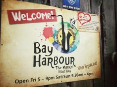 Bay Harbour Market in Hout Bay, Western Cape