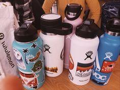 oz Water Bottles for sale Cute Water Bottles, Bpa Free Water Bottles, Hydro Painting, Hydro Flask Water Bottle, Filter Bottle, Bottle Bag, Retro Aesthetic, Bottle Design, Drinking Water