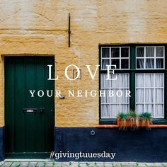 We have been blessed and out of that abundance we pray that we choose to bless generously and joyfully. Giving Tuesday is a great opportunity to love on the people and organizations that love on our neighbors. So whether you're sharing the love on #givingtuesday or feeling it on #wednesdayvibes  saving it for #thankfulthursday do so with a cheerful heart. .  Shine the light on an organization by tagging them below and keep on giving on!  #lovedoes #lovegenerously