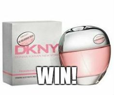 Win DKNY Be Delicious Skin Fragrance