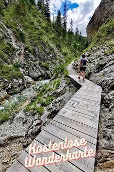 WANDERKARTE KOSTENLOS ❤️ mit den schönsten Touren im Karwendel! Eine Wanderkarte für die besten Wanderwege auf den Gipfel, durch eine Klamm und zu den schönen Hütten und Almen. - kostenlos für deinen Urlaub in den Alpen! 👍 Hier zu bestellen. Sidewalk, Hotels, Outdoor, Hiking With Kids, Natural Wonders, Outdoors, Side Walkway, Walkway, Outdoor Games
