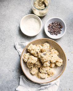 sweet crispy rice clusters + how to make homemade puffed rice!
