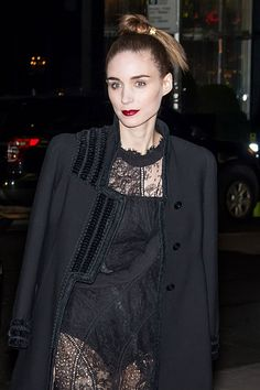 How Rooney Mara Takes the Topknot to the Dark Side