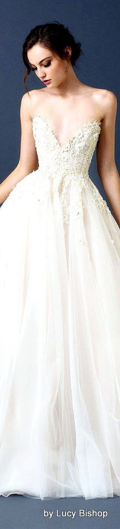 PAOLO SEBASTIAN Autumn/ Winter 2015 Bridal