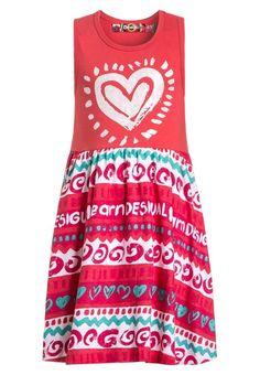 #Desigual #ANNAPOLIS #Jerseykleid #azalea für #Mädchen -