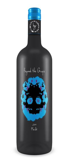 Beyond the Grape Wine Goes with a Horror Theme PD