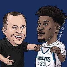 Jimmy buckets traded to the wolves Funny Basketball Memes, Basketball Art, College Basketball, Basketball Players, Sports Sites, Avatar Cartoon, Nba Pictures, Dope Cartoons, Nba Trades