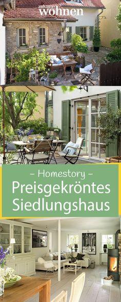Viele Generationen hatten an dem Haus im Großraum Frankfurt herumgewerkelt. Erst mit der stilvollen Renovierung erhielt es ländlichen Charme zurück. Wir zeigen das preisgekrönte Siedlungshaus in unserer Homestory!