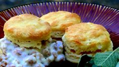 I already have a sausage gravy recipe that our family enjoys, but I would love to try this one since it has bacon as well.
