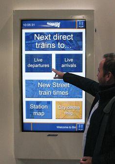 Network Rail. Case Studies - Screen Media Technology Ltd