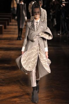 Thom Browne Fall 2012 RTW Collection - Fashion on TheCut