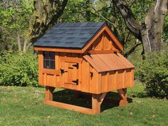 These 6 Chic Chicken Coops Will Blow Your Mind --> http://www.hgtvgardens.com/homesteading/all-cooped-up-6-fantastic-chicken-coops?s=3=pinterest