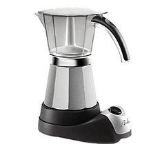 DeLonghi EMK6 Electric Espresso Maker 3-6 Cups
