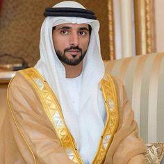 The Crown Prince of Dubai.HH Sheikh Hamdan bin Mohammed bin Rashid al Maktoum.