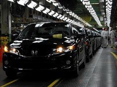 For The First Time An Overseas Automaker Exported More Cars Built In America Than It