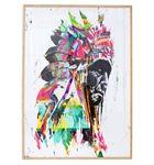 Indiana Framed Poster 95 x 135