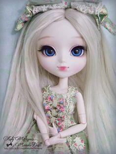 1000 images about pullip love on pinterest pullip for Alice du jardin pullip