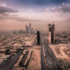 الرياض Riyadh, Saudi Arabia, Railroad Tracks, San Francisco Skyline, Country, Travel, Towers, Buildings, Viajes