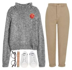 """Ezra"" by soym ❤ liked on Polyvore featuring Topshop, adidas and Moscot"