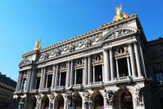 Paris Opera by Avelina on @creativemarket
