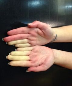 """""""Haha, no, I'm not transforming into a snow zombie, but thanks for asking!"""" 