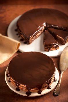 O melhor bolo de chocolate do mundo. Portugal