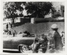Fateful day, Dallas, November 22,1963