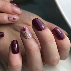 Nails flower nail art