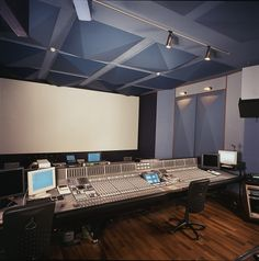 Audiotel, France - Solid State Logic, Avant Plus, Digital Film and Post Production Console