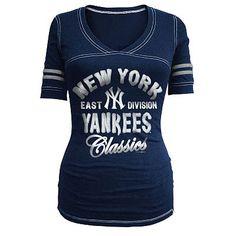 New York Yankees Baseball Tee
