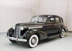 1938 Buick Roadmaster Touring Sedan