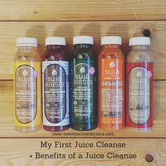 Benefits of a Juice Cleanse + Surviving My First Juice Cleanse