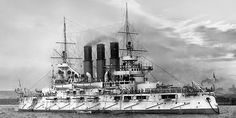 Russian Battleship Retvizan