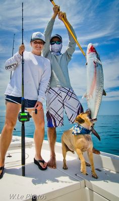 Real sport fishing dogs rock POTCAKE collars for sure :-) One of our top dogs. Click picture to visit our website! Sport Fishing, Dog Collars, Dog Leash, Dog Accessories, Dog Toys, Pots, Tropical, Website, Pictures