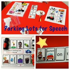 Speech Therapy Parki