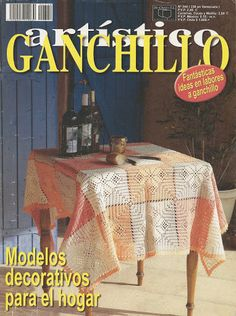 Ganchillo Artistico 344 - DEHolford - Álbuns da web do Picasa.. Free magazine!