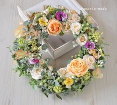 ハンドメイドマーケット minne(ミンネ)  antique roses
