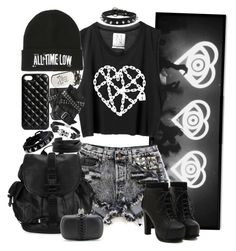 """All Time Low"" by neverland-is-just-a-dream-away ❤ liked on Polyvore featuring Runwaydreamz, Givenchy, Bling Jewelry, Alexander McQueen, Gucci, The Case Factory and Karl Lagerfeld"