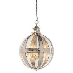 ACHICA | Morganian Glass Ball Antique Pendant Lamp