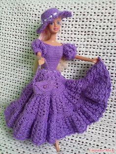 Новые наряды для куклы Барби - часть 2