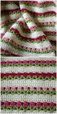 You will love this Crochet Tulip Stitch Video and it's one of several fabulous ideas that you won't want to miss. Check them all out now. ideas for beginners blanket Crochet Flower Patterns, Crochet Stitches Patterns, Crochet Designs, Crochet Flowers, Knitting Patterns, Knitting Ideas, Crochet Crafts, Easy Crochet, Crochet Baby