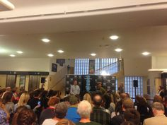 The Rest of Us Just Live Here launch with Patrick Ness and Gemma Cairney at Waterstones Piccadilly!