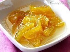 Peach Spoon Sweet (Gliko Koutaliou Rodakino)