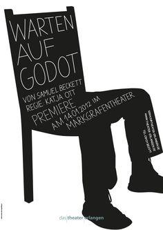 Theater Erlangen: Warten auf Godot