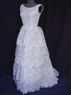 1960s wedding gowns   1960s Wedding Style - Cherished Vintage Bridal Salon