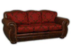 Leather Sofa Fabric Cushions Google Search