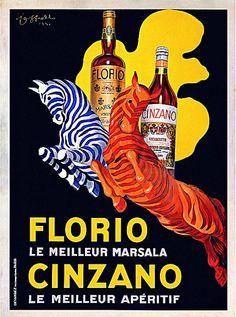 Leonetto Cappiello, Posters